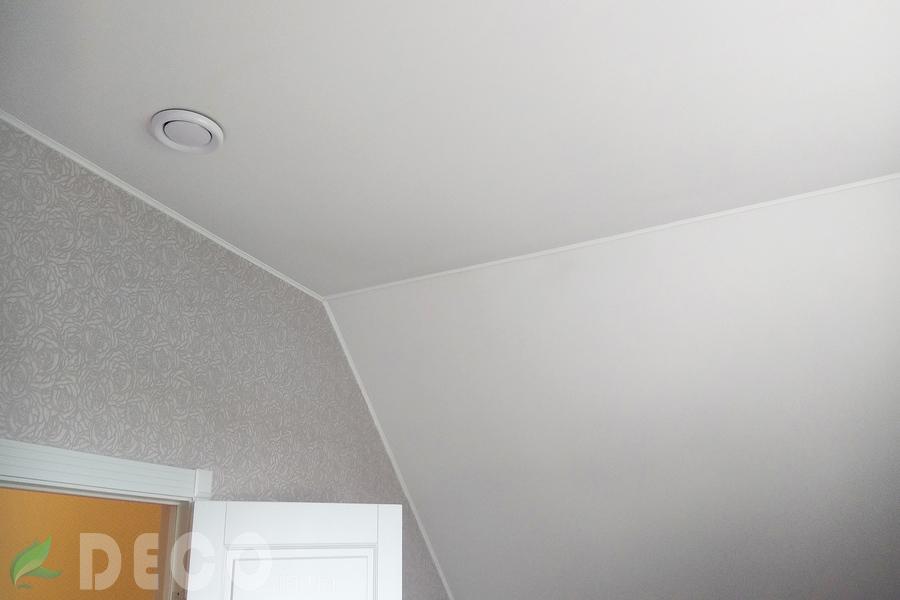 потолок намансарде