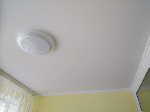 Тканевый натяжной потолок детсад г.Бровары